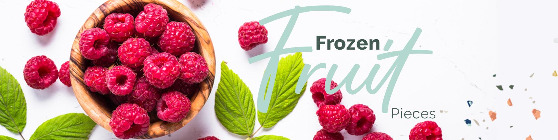 Frozen Fruit Pieces